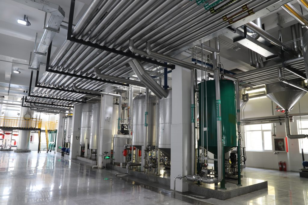 Soybean Oil Processing